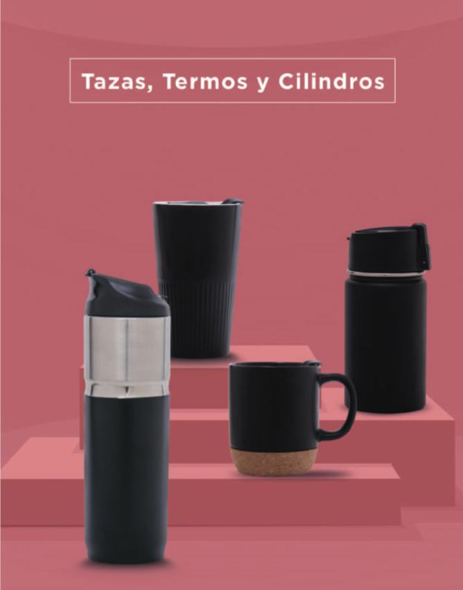 Catalogo termos y cilindros