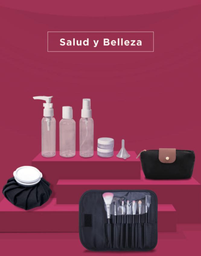 Catalogo de articulos de belleza y salud